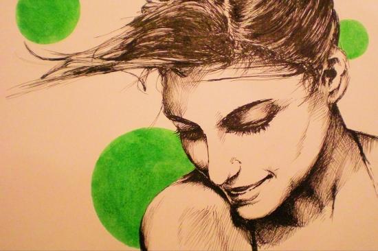 Eva Mendes par s.